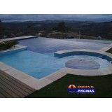 quanto custa manutenções de piscinas Cerâmica