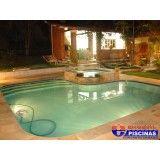 quanto custa piscina de academia infantil Bairro Casa Branca