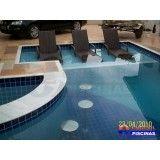 quanto custa piscina de alvenaria em sp em Campinas