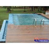quanto custa piscina de alvenaria estrutural em Água Rasa