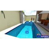 quanto custa piscina de alvenaria sob medida Vila Municipal