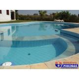 quanto custa piscina de concreto armado para residências Parque Flórida