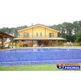 quanto custa piscina elevada de alvenaria Água Azul