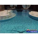 quanto custa piscina residencial Água Chata