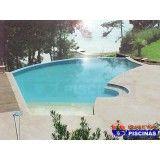 quanto custa piscinas de academia Água Chata