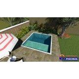 quanto custa piscinas de alvenaria personalizadas Cidade São Jorge