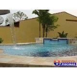 quanto custa piscinas para residências Barcelona