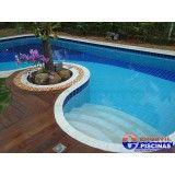 quanto custa projetos de piscinas residenciais Homero Thon