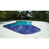 quanto custa reforma de piscina Bangú