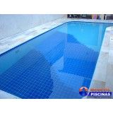 quanto custa serviço de manutenção de piscina Camilópolis