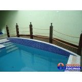 quanto custa serviço de reforma de piscina em são paulo Jardim Fortaleza