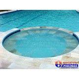 quanto custa serviço de reforma de piscina Santa Paula