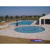 quanto custa serviços de reforma de piscina Camilópolis