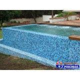 quanto custa uma piscina de alvenaria Jardim Guarará