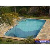 quanto custa uma piscina para academia em Americana