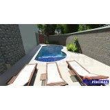 quanto custa uma piscina personalizada São Roque