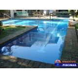 quanto custa uma reforma de piscina em Santo Amaro