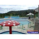 quanto custa venda de piscina de fundo infinito Jardim Aracília