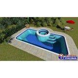 quanto custa venda de piscina personalizada em Santo Amaro
