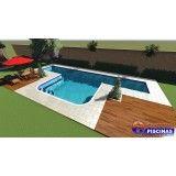 quanto custa venda de piscina sob medida em Santo André