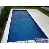 reforma de piscina de azulejo simples Jaguaré