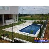 reforma de piscina de concreto preço Homero Thon