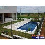reforma de piscina de concreto preço Vila Augusta