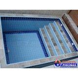reforma de piscina preço em São Vicente