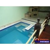 reforma de piscinas em são paulo Bairro Jardim