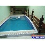 reforma em piscina valor Bairro Silveira