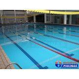 serviço de manutenção de piscina preço Homero Thon