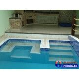 serviço de reforma de piscina em são paulo preço em Botucatu