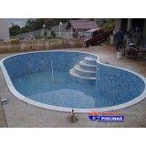 serviços de manutenção de piscina Bangú
