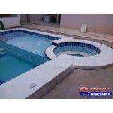 serviços de venda de piscina preço Bairro Silveira