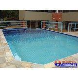 valor de piscina semi olímpica Bom Clima