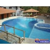 valor manutenção de piscina Cata Preta