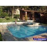 venda de piscina de academia Olímpico