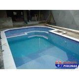 venda de piscina de condomínio na Santa Maria