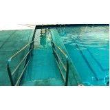venda de piscina de fundo infinito Campos do Jordão