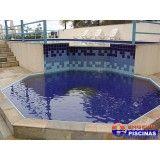 venda de piscina para academia preço Monte Carmelo