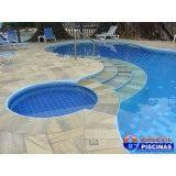 venda de piscina para condomínios em Louveira