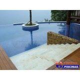 venda de piscina residencial preço em Juquiá