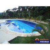 venda de piscina transbordante preço Cidade São Jorge