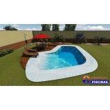 venda de piscinas customizadas preço Jardim Veloso