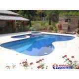 venda de piscinas de concreto preço São Sebastião