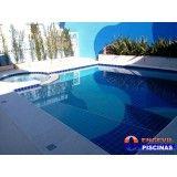 venda de piscinas em sp Vila Municipal