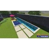 venda de piscinas personalizadas Jardim Guarará