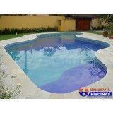 venda de piscinas residenciais preço em Santana